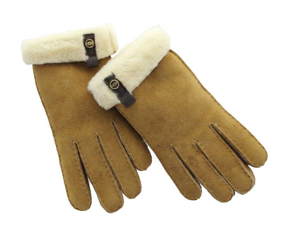 Tenney Glove in Chestnut W/leather Trim By Ugg® Australia (M)