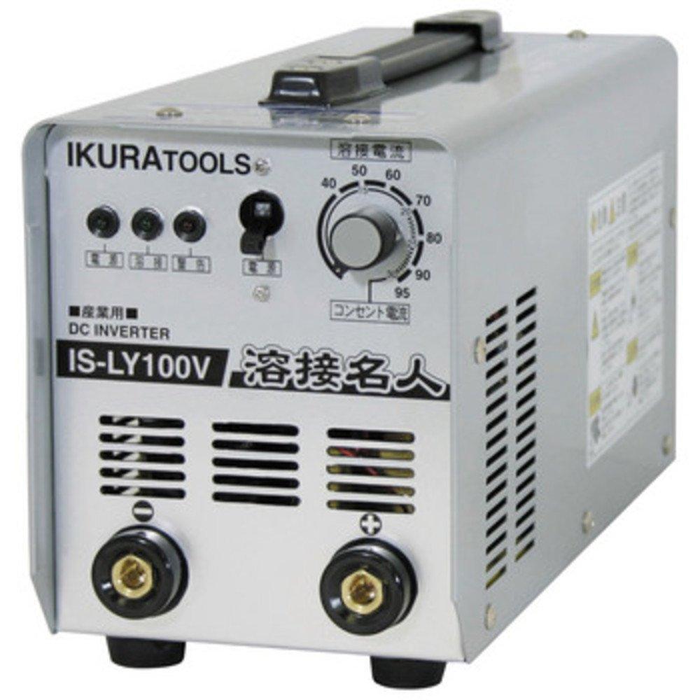 育良精機 溶接名人(直流) IS-LY100V