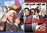 Slapstick Detective Bundle: Naked Gun 3 1/3: The Final Insult & Get Smart 2-Movie Set