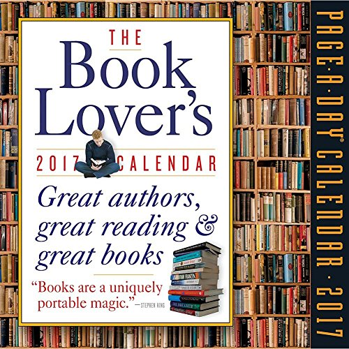 Book Lover's 2017 Page-A-Day Calendar