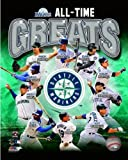 Seattle Mariners All Time Greats MLB Composite Photo 8x10