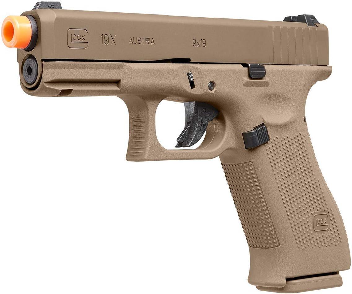 Umarex Glock 19x GBB Blowback 6mm Airsoft Pistol