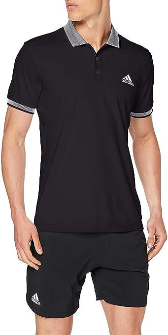 adidas Club Solid Polo de Tenis Hombre: Amazon.es: Deportes y aire libre