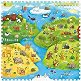 Creative Baby I-mat: My Animal World (9 Pcs) by Creative Baby offers