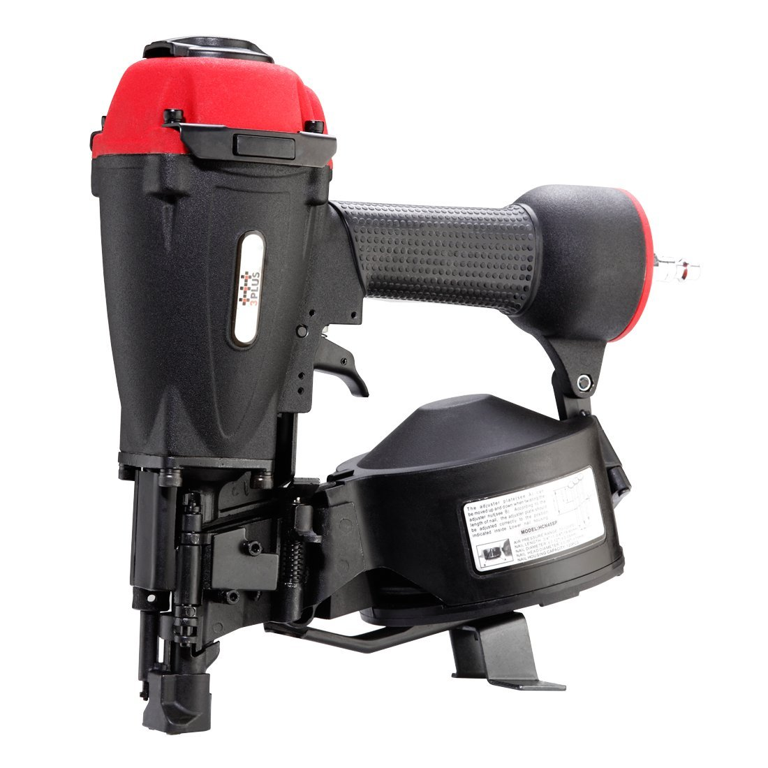 3PLUS HCN45SP 11 Gauge 15 Degree 3/4'' to 1-3/4'' Coil Roofing Nailer