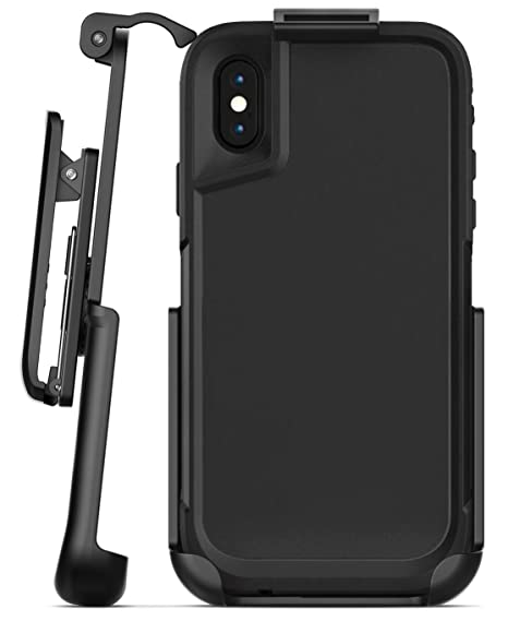 separation shoes 734a0 94e5c Encased Belt Clip Holster Compatible with Otterbox Persuit Case - iPhone  Xs/iPhone X (case not Included)