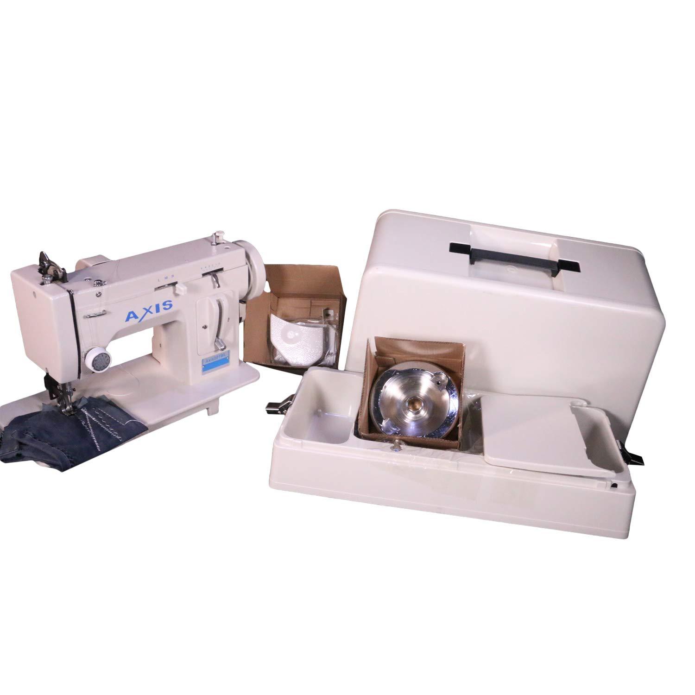 Portable Upholstery Sewing Machine Zig Zag Straight Stitch Heavy