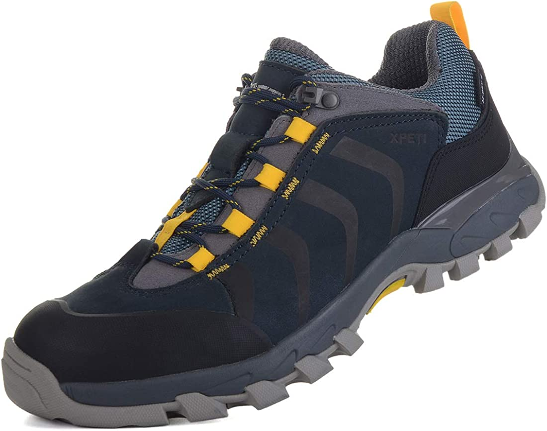 XPETI Men s Vision Water-Resistant Hiking Shoe