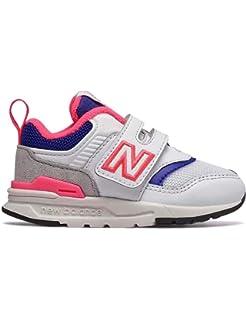 New Balance 997 HCL Baby Scarpe Sneakers Bianche da Bambino