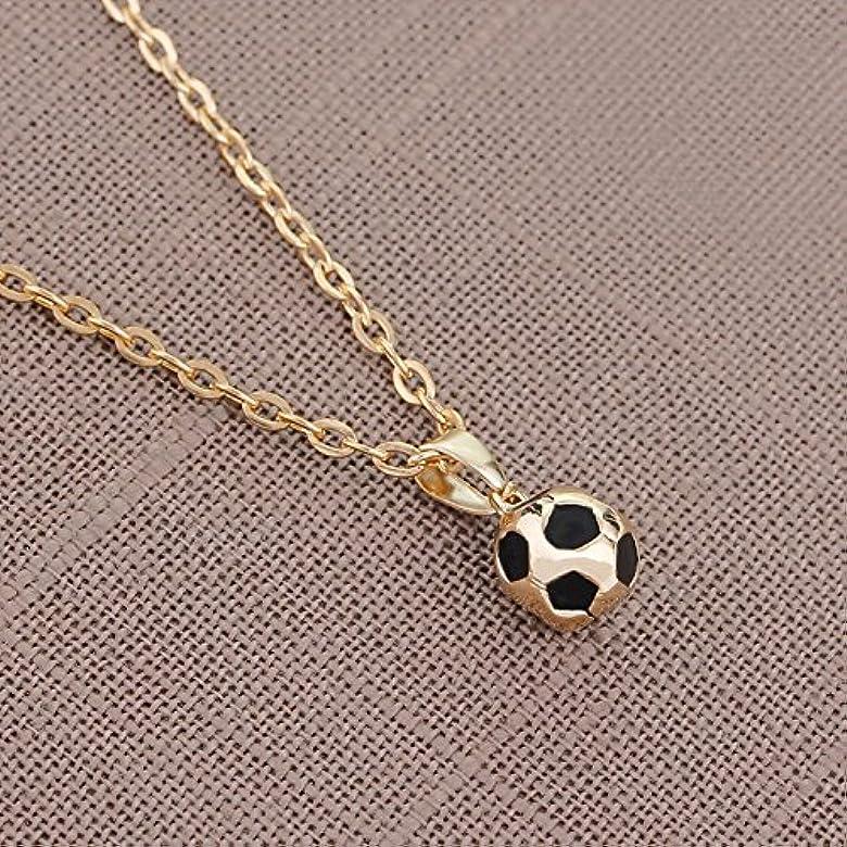 DADATU Collar Hombre Football Link Cadena De Fútbol Collar Collar ...