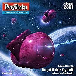 Angriff der Gyanli (Perry Rhodan 2881)
