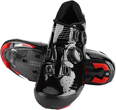 VGEBY1 Zapatillas para Ciclismo, Zapatillas para Bicicleta de ...
