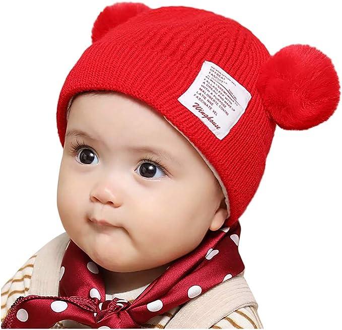 Yuson Girl Beanie Cappello Bambino Invernale Sciarpa Bambino Invernale Bambino Cappello Bambini Invernale Cappelli Invernali Bambino Cappello Inverno