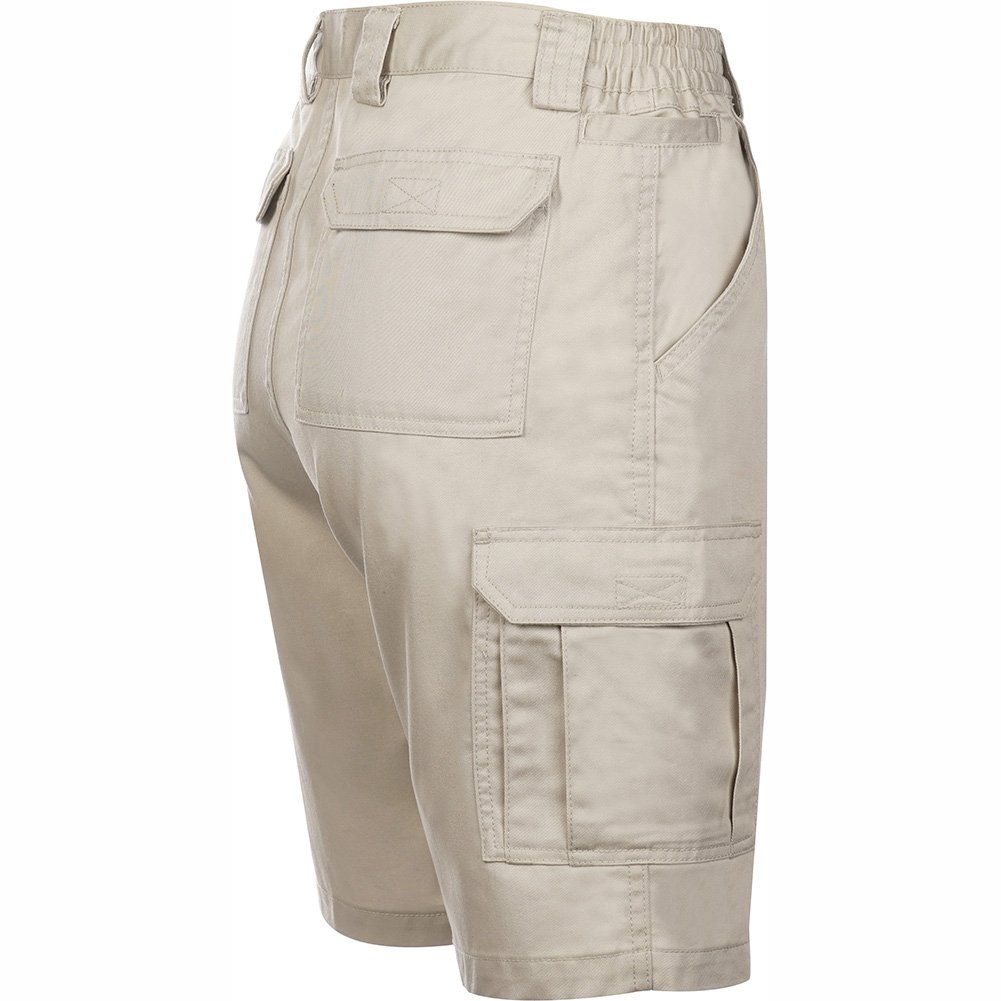 115e97382e Weekender® Side Elastic Compass Shorts STONE BEIGE 34W | Amazon.com