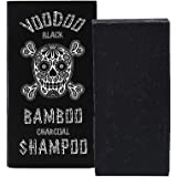 Voodoo Bamboo Charcoal Shampoo Bar from Australia with Organic Leatherwood Honey 100% Natural