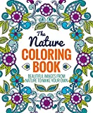 faux stained glass patterns The Nature Coloring Book