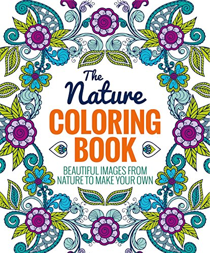 The Nature Coloring Book