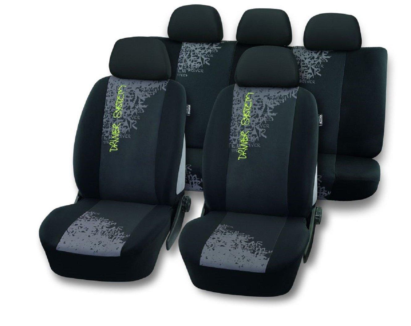 Driver 10344 Schonbezug Sitzbezug Autoschonbezug Schonbezü ge fü r das unten angegebene Fahrzeug Cars Design