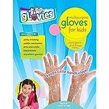 gLovies Multipurpose Disposable Gloves For Kids (50 Pack)