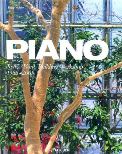 Descargar Libro Piano. Renzo Piano Building Workshop 1966-2005. Ediz. Italiana, Spagnola E Portoghese Philip Jodidio