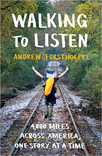 Walking to Listen: 4, 000 Miles Across America, One Story at ... on a walk route map, peter jenkins west a walk, peter jenkins new orleans to new york map, hands across america map,