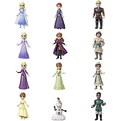 Disney Frozen 2 Pop Adventures Series 1 Surprise Blind Box with Crystal-Shaped Case & Favorite Frozen Characters, Toy for Kids 3 Years Old & Up: Toys & Games