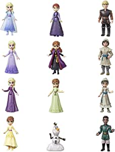 Disney frozen 2 Pop Adventures - Surprise Collectible Favourite Characters in Crystal Shaped Case - Blind Box Series 1 - Kids Toys - Ages 3+