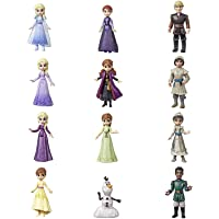 Disney Frozen 2 Pop Adventures Series 1 Surprise Blind Box with Crystal-Shaped Case...