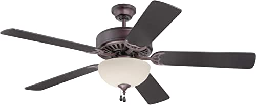 Craftmade K11105 Pro Builder 202 52″ Ceiling Fan