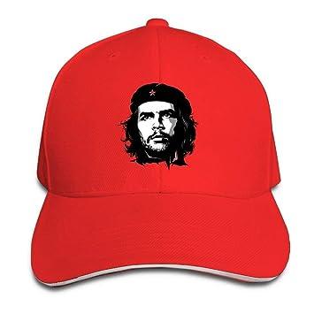 zengjiansm Gorras béisbol Baseball Cap Polo Safari Dad Hat Peaked Cap Communist Fighter Che Guevara: Amazon.es: Deportes y aire libre