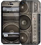 GelaSkins iPh5-Boom GelaSkins for iPhone 5 - 1 Pack - Retail Packaging - Boombox