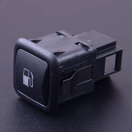 Amazon.com: CAR -CA Black Car Fuel Tank Switch Flap Door ...