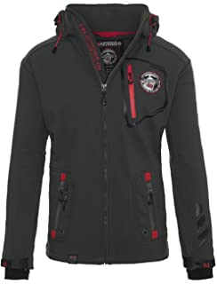 Geographical Norway Lady Chaqueta funcional al aire libre ...