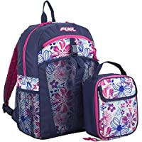 Fuel Backpack & Lunch Bag Combo (Multiple Color)