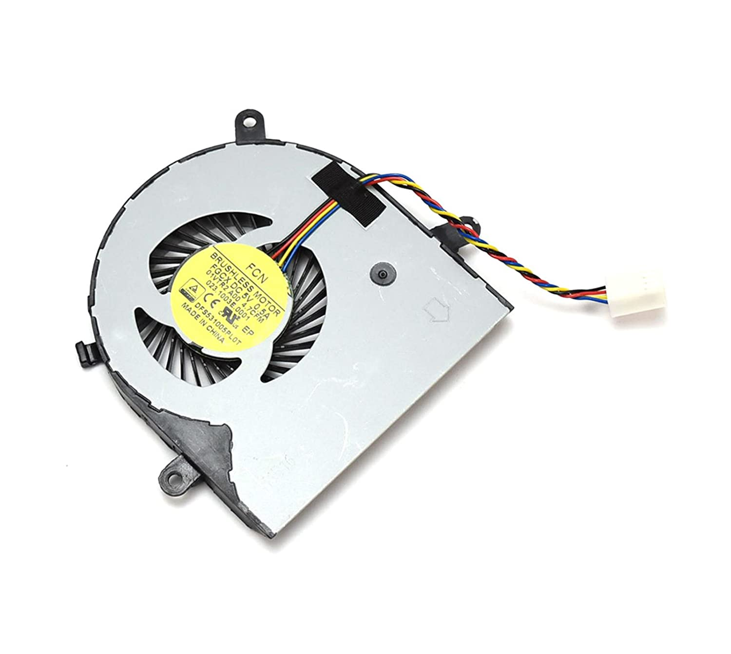 FOR DELL 1VTR2 Dell Inspiron 24 3455 3459 All-In-One CPU Cooling Fan 4-Pin Cable AIO