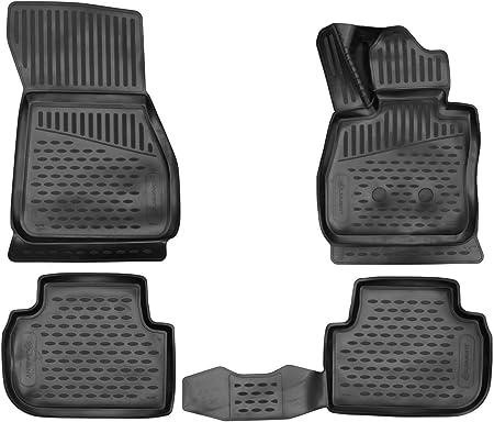 Passgenaue Premium Antirutsch Element Passgenaue Fußmatten Für Bmw 1erer F40 2019 3d Gummimatten Auto