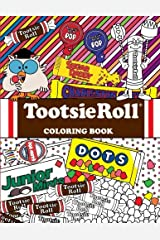 Tootsie Roll Coloring Book: 24 Page Coloring Book Paperback