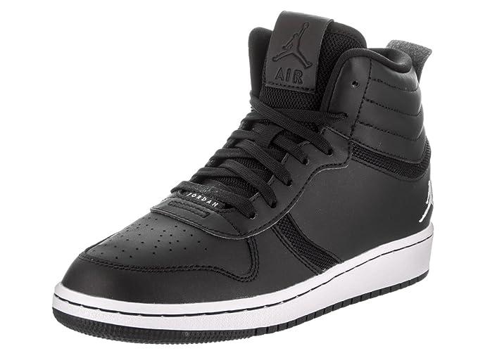 en présentant la réputation d'abord prix spécial pour Nike Chaussures Jordan Heritage BG (GS) pour Enfant, Noir ...