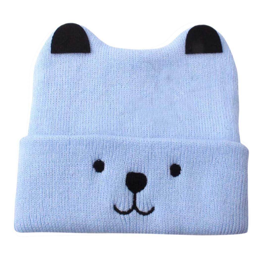 Amazon Warmshop Toddler Baby Beanie Earflaps Little Girl Boy