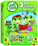 LeapFrog: 3-DVD Learning Collection Image