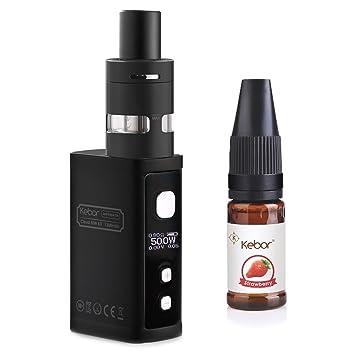 INNOKIN E Cigarette Kebor 50W Cloud Electronic Cig Vape Starter Kit Vapour  with Liquid Mini Box