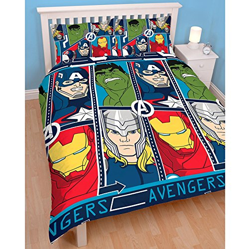 marvel duvet cover full - 1