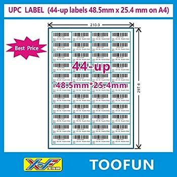 Amazon.com : Amazon FBA Label (100 Sheets, 3000 Labels) 30-up ...