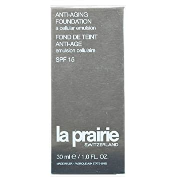 La Prairie Anti Aging Foundation SPF15 - #400 - 30ml/1oz Bliss Night Care Night Care The Youth As We Know It Anti-Aging Night Cream 50ml/1.7oz-Women