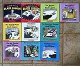 Black Lagoon Set of 10 Picture Books (The Class From the Black Lagoon ~ The Bully ~ The Teacher ~ The School Nurse ~ The Principal ~ The Gym Teacher ~ The Computer Teacher ~ The Art Teacher ~ The Substitute Teacher ~ The Dentist)