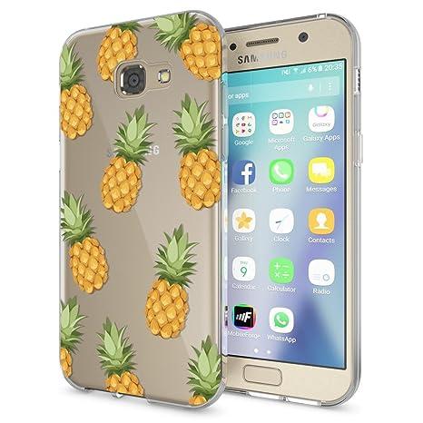 NALIA Funda Carcasa Compatible con Samsung Galaxy A5 2017, Motivo Design Movil Protectora Ultra-Fina Silicona Cubierta, Goma Gel Estuche Telefono ...