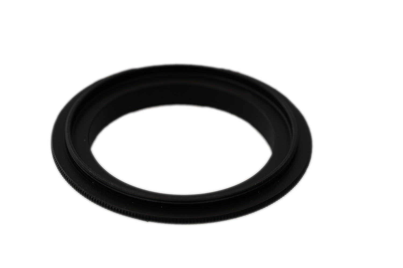 Ares Foto/® Bague dinversion Macro 72mm pour Nikon D5 D500 D810A D7200 D5500 D3300 D750 D810 D5300 D610 DF D7100 D5200 D3200