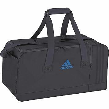 31af56610f adidas 3 Stripes Sac de Sport Performance Teambag Medium: Amazon.fr ...