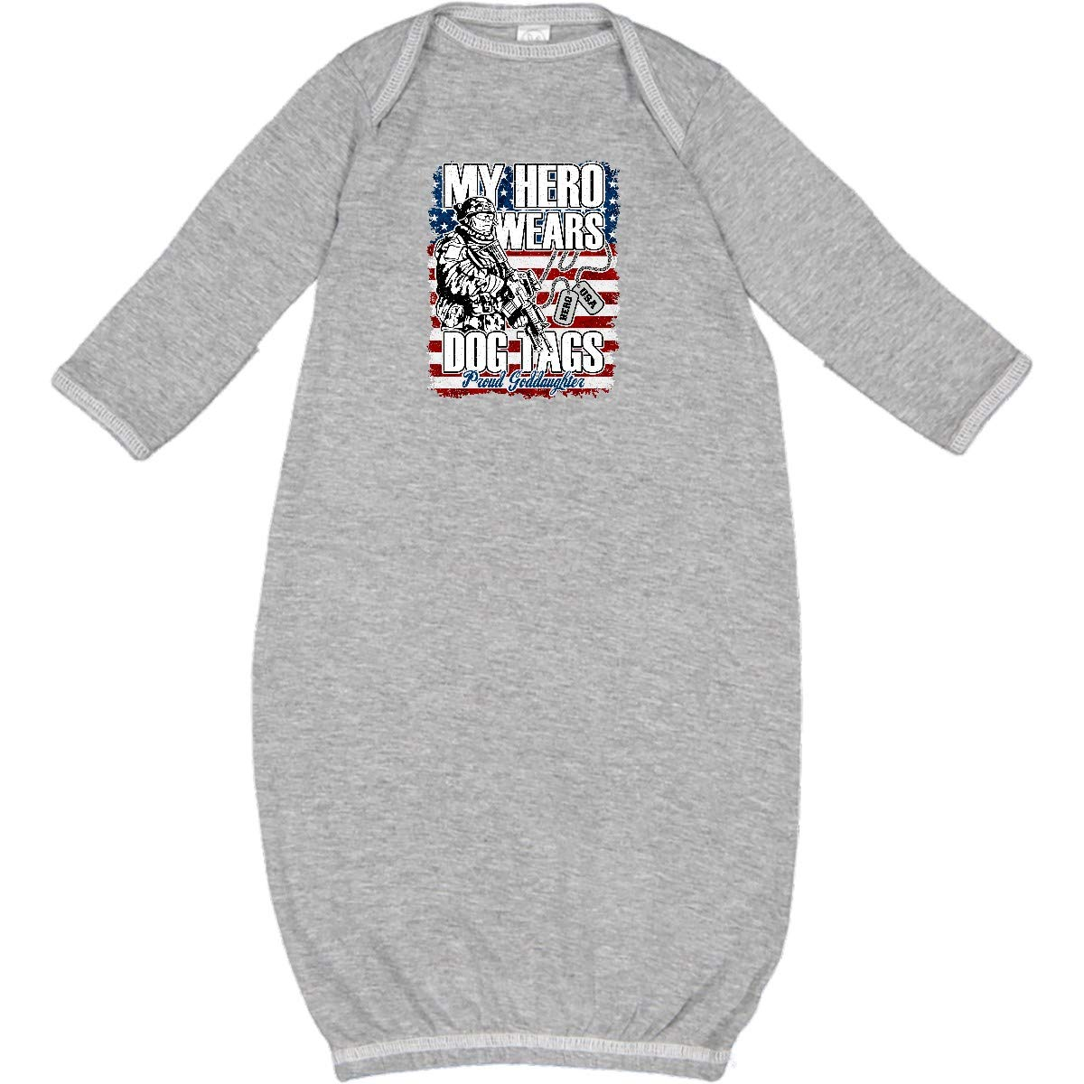 inktastic Proud Military Goddaughter Red Friday Toddler T-Shirt