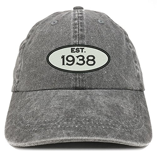 Established 1938 80th Birthday Hat